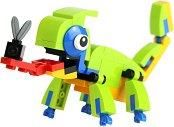 """Хамелеон - Детски конструктор от серията """"LEGO: Creator - Creatures"""" - играчка"""