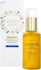 """Lumene Hehku Eternally Radiant Nourishing Night Oil - Подхранващо нощно олио против бръчки от серията """"Hehku"""" -"""
