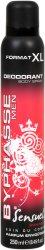 Byphasse Men Deodorant Spray Sensuel - Мъжки парфюм-дезодорант с изкусителен аромат -