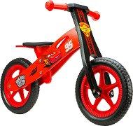 """Колите - Детски дървен велосипед без педали 12"""""""