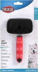 Самопочистваща се четка за кучета и котки - продукт
