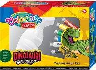 Декорирай сам - Тиранозавър - Творчески комплект -