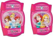 Комплект детски протектори - Принцесите на Дисни - Аксесоар за велосипедисти -
