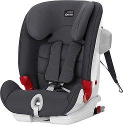 """Детско столче за кола - Advansafix III SICT - За """"Isofix"""" система и деца от 9 до 36 kg -"""
