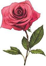 Стикери за декорация - Рози - Комплект от 2 листа с размери 35 х 25 cm