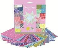 Хартия за оригами - Flower - Комплект от 60 листа с размер 20 х 20 cm