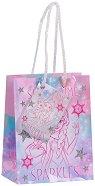 Торбичка за подарък - Замръзналото кралство - Размери 11 x 14 cm - продукт