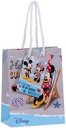 Торбичка за подарък - Мики и Мини Маус - Размери 11 x 14 cm - фигура