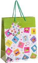 Торбичка за подарък - Играчки - Размери 17.5 x 23 cm -