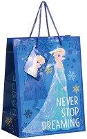 Торбичка за подарък - Елза - Размери 17.5 x 22.5 cm - продукт