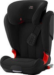 """Детско столче за кола - Kidfix XP Black Series - С """"Isofix"""" система за деца от 15 до 36 kg -"""