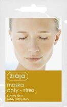 Ziaja Anti-Stress Face Mask - Антистрес маска за лице с жълта глина - маска