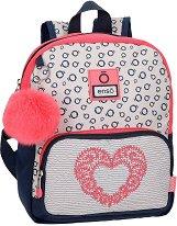 Раница за детска градина - Enso: Heart - продукт