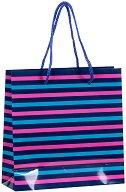 Торбичка за подарък на райета - продукт