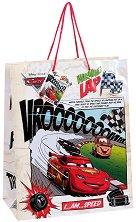 Торбичка за подарък - Колите - Размери 26 x 32 cm - играчка