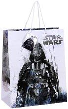 Торбичка за подарък - Star Wars - Размери 26 x 32 cm - фигура