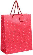 Торбичка за подарък на точици - продукт
