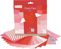 Хартия за оригами - Love