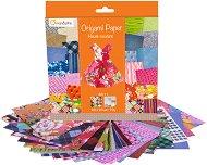 Хартия за оригами - Haute Couture - Комплект от 60 листа с размери 20 х 20 cm