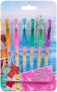 Гел химикалки - Принцесите на Дисни - Комплект от 6 броя