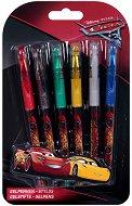 Гел химикалки - Колите - Комплект от 6 цвята