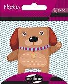 Самозалепващи листчета - Куче - Кубче от 50 листчета