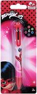 Химикалка с 6 цвята - Калинката