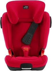"""Детско столче за кола - Kidfix II XP SICT Black Series - С """"Isofix"""" система за деца от 15 до 36 kg -"""