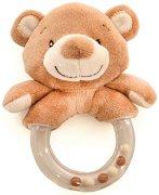 """Плюшена дрънкалка - Мече - Бебешка играчка от серия """"Bear Boo"""" - играчка"""