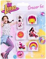 Гумички - Soy Luna - Комплект от 6 броя