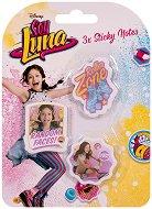 Самозалепващи листчета - Soy Luna