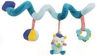 """Таралежче - Мека играчка за бебешкa количка от серия """"Hedge the Hog"""" -"""