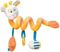 """Жирафче - Мека играчка за бебешкa количка от серия """"Raffy Giraffe"""" -"""