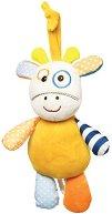 """Музикална играчка - Жирафче - Играчка за бебешка количка от серия """"Raffy Giraffe"""" -"""