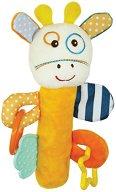 """Плюшено жирафче - Писукаща играчка с дъвкалка от серия """"Raffy Giraffe"""" -"""