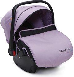 Бебешко кошче за кола - Rachel - За бебета от 0 месеца до 13 kg -