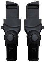 """Комплект адаптери за кошче за кола - Допълнителни елементи за детски колички """"Sarah"""" и """"Rachel"""" -"""
