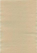 Цветна хартия с дървесен мотив - Комплект от 50 листа