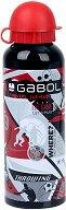 Детска алуминиева бутилка - Gabol: Game 500 ml - продукт