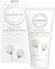 "Lumene Klassikko 24H Face Cream For Sensitive Skin - Успокояващ крем за лице за чувствителна кожа от серията ""Klassikko"" - фон дьо тен"