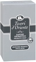 Tesori d'Oriente White Musk Soap - сапун