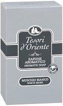 Tesori d'Oriente White Musk Soap - Сапун с аромат на бял мускус - продукт