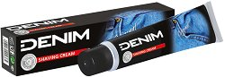 Denim Original Shaving Cream - крем