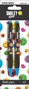 """Автоматични химикалки - Усмивки - Комплект от 2 броя от серията """"SmileyWorld"""""""