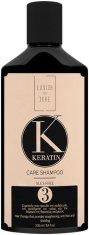 Lavish Care Keratin Shampoo - Step 3 - Шампоан с кератин за грижа за косата след кератинова терапия -