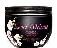 Tesori d'Oriente Orchidea della Cina Body Cream - Крем за тяло с аромат на китайска орхидея - душ гел
