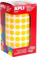 Стикери - Цветни кръгчета - Комплект от 59 листа с по 88 стикета
