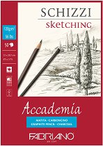 Скицник за рисуване - Schizzi