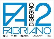 Блок за рисуване - Disegno 2 - Плътност на хартията 110 g/m : 2 :