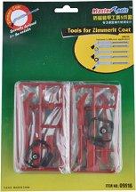 Инструменти за нанасяне на цимерит - Комплект от 5 броя -